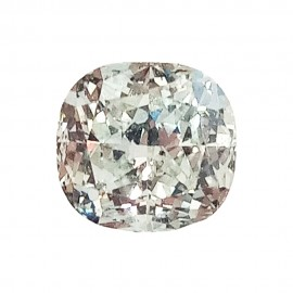 HRD - Diamond Cushion - 0,71 Ct - G - VS2